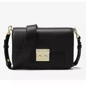 Michael Kors Sloan editor large shoulder bag black